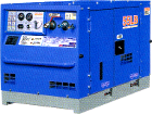 Screw compressor DENYO